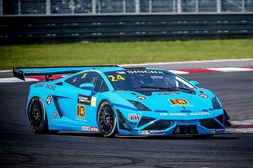 Korea GT Asia: Ebrahim takes class win amid technical troubles