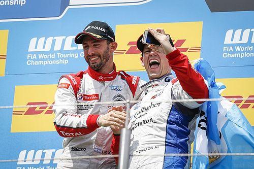 """Chilton: """"López? È il Senna del WTCC!"""""""