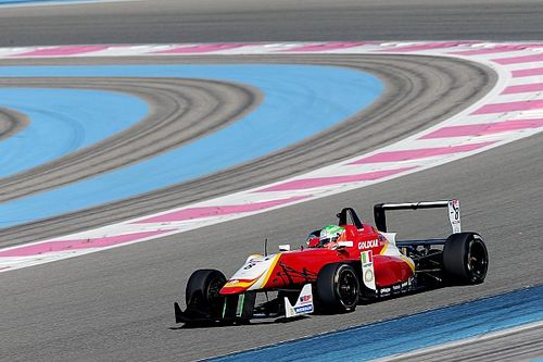 Paul Ricard EF Open: Habsburg and Pulcini share wins