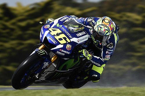 MotoGP: Rossi tudta, hogy elég gyors a dobogóhoz!
