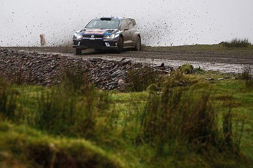 Wales WRC: Ogier maintains gap over Tanak