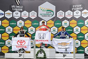 Brasileiro de Marcas Relato da corrida Orige vence em corrida marcada por grande acidente