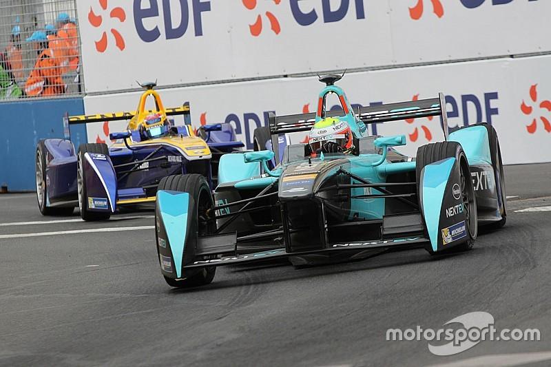 NextEV TCR Formula E Team: Berlin ePrix report