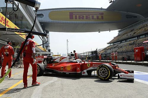 Ferrari considers bold engine update plan for Russian GP