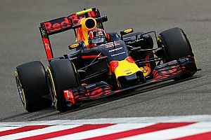 Red Bull ahead of the Russian GP
