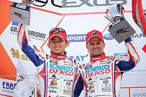 Super GT Breaking news Kovalainen claims maiden Super GT title