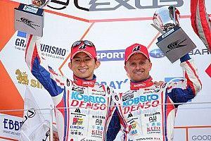 Ковалайнен стал чемпионом Super GT