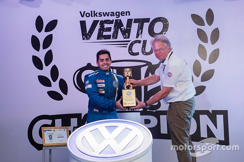 Consistency key to Vento title, says Dodhiwala