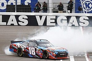 Kyle Busch dominiert Xfinity-Heimspiel in Las Vegas