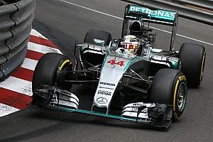 """Cuando Mercedes """"arruinó"""" la victoria de Hamilton en Mónaco"""