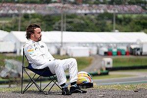 Relembre a carreira de Alonso na F1 em imagens