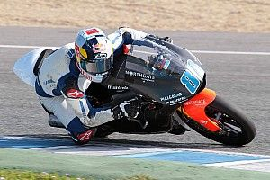 "Martin on new Mahindra bike: ""Improvement from last year"""