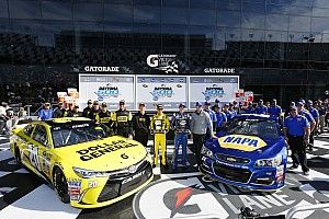 Daytona 500 starting line-up