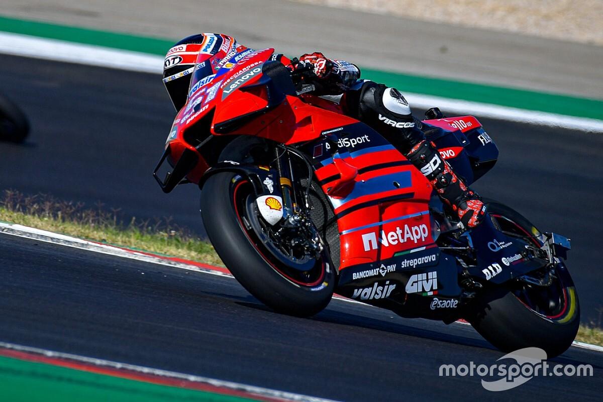 Ducati probará en Jerez con sus seis pilotos