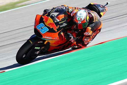"""Jorge Martín: """"En un año o año y medio creo que pelearé por el podio en MotoGP"""""""