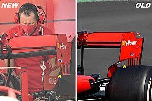 Formel-1-Technik: Detailfotos beim Russland-Grand-Prix 2020 in Sotschi