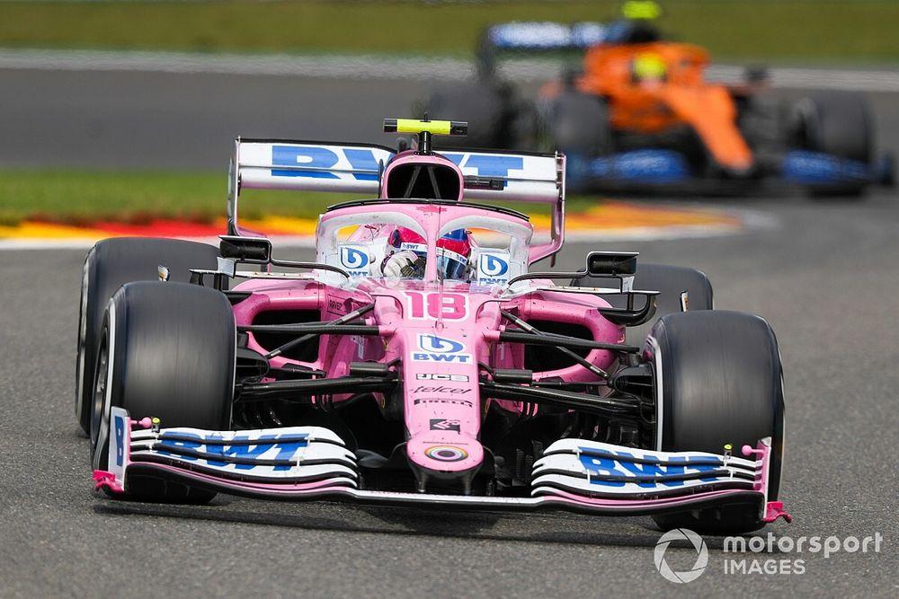Ferrari ha fatto appello contro la reprimenda Racing Point