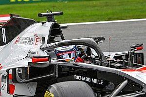 """Grosjean: """"Motorun bizi etkilediği ortada fakat Ferrari olmadan burada olamazdık"""""""