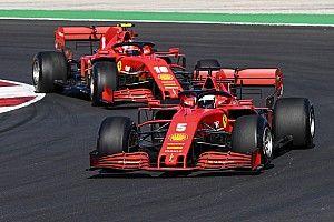 Por qué no tiene sentido que Ferrari perjudique a Vettel