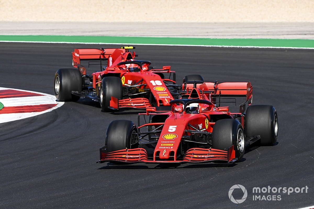 "Ferrari learned ""a lot of small, significant"" things in 2020"