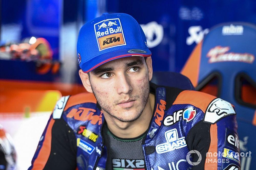 MotoGP, Lecuona in isolamento: deve saltare il GP d'Europa