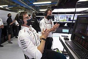 Hakkinen: Mercedes ook met andere functie Wolff zeer competitief