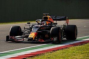 フェルスタッペン、終盤まさかのパンクで2位を失うも「レース自体はポジティブだった」