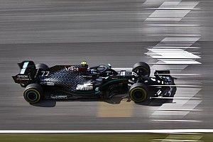 Bottas hangolt a legjobban az időmérőre, de Verstappen ott a nyomában!