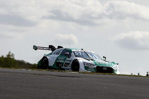 DTM Nurburgring: Pole pozisyonu Müller'in!