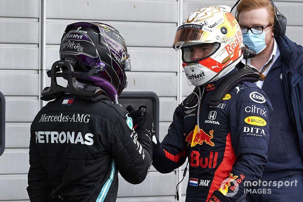 Horner: Verstappen Mercedes' first choice if Hamilton quits