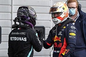 Horner: Verstappen Mercedes' first choice if Hamilton quits