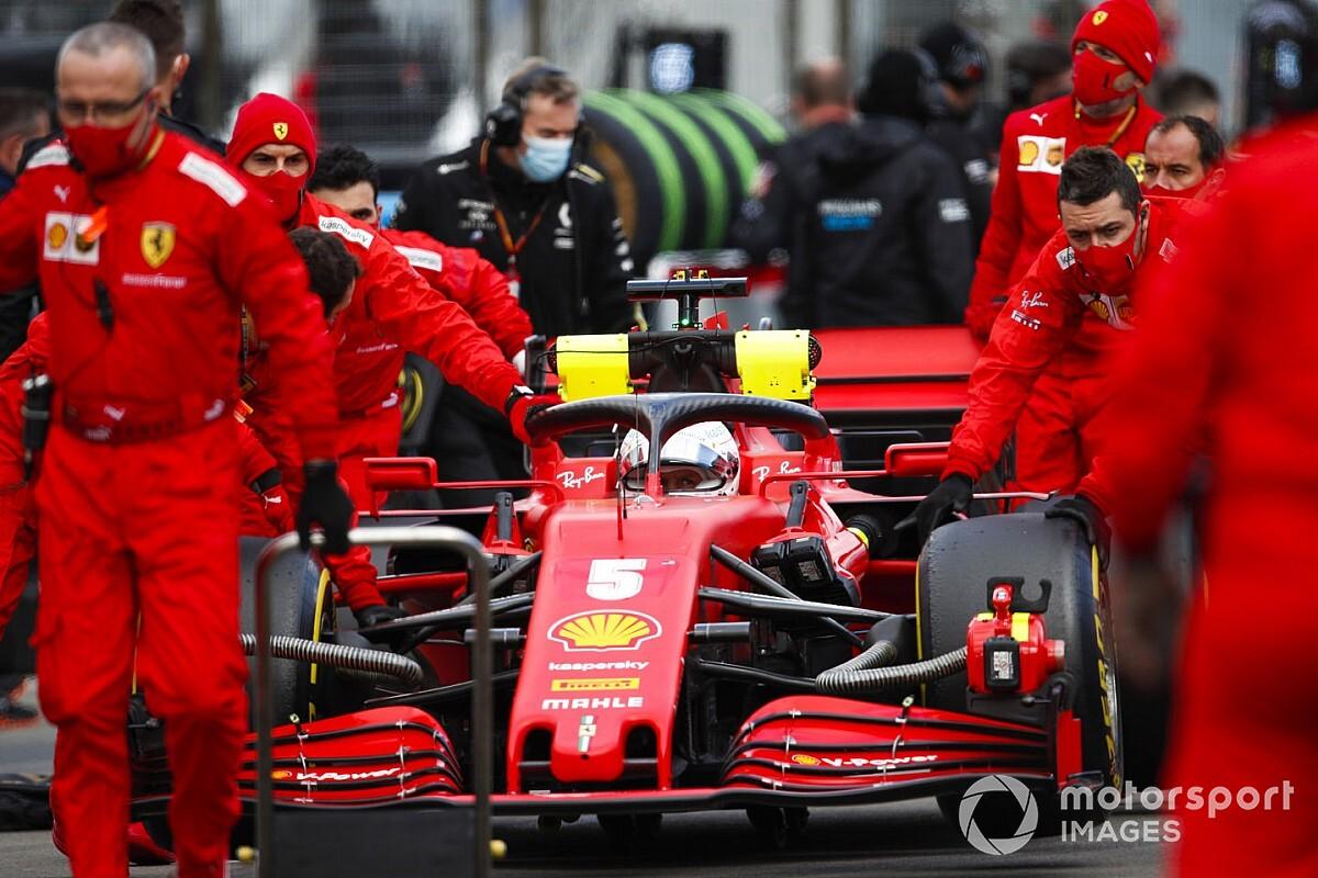 Ferrari: egy teljesen új motor is jobb lenne a fejlesztések befagyasztásánál