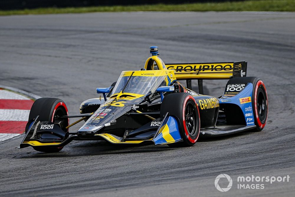 Veach quits Andretti Autosport with immediate effect