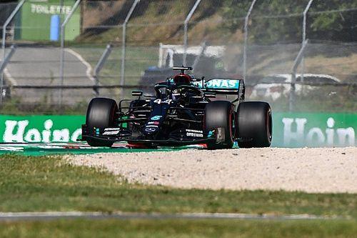"""Hamilton dice que tuvo """"más presión que nunca"""" en Mugello"""