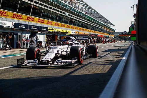 La 'rubia americana' que dio la victoria a Gasly en Monza y pudo salvar a Hamilton