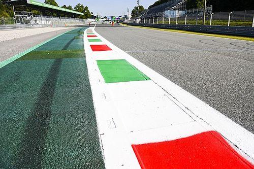 F1: FIA alerta equipes sobre limites de pista na curva Parabolica em Monza