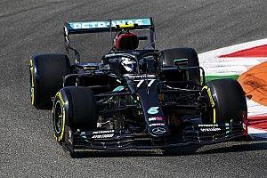 GP de Italia: Bottas lidera y Verstappen choca en la FP1