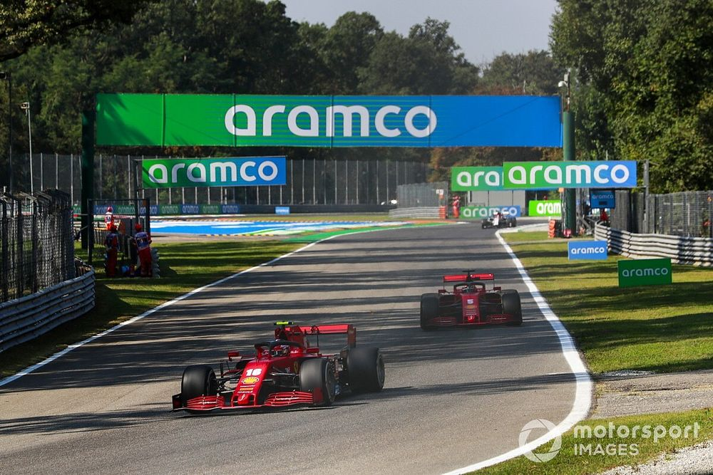 Formula 1 Italian Grand Prix – How to watch, start time & more