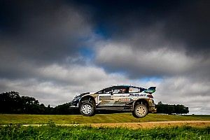 دبليو آر سي: لابي الأسرع خلال المرحلة الأولى لرالي إستونيا