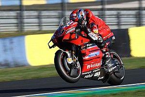 """Petrucci, 3e mais prudent : """"10 pilotes peuvent jouer le podium"""""""