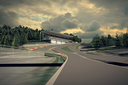 Spa reveals €80m revamp as gravel traps return