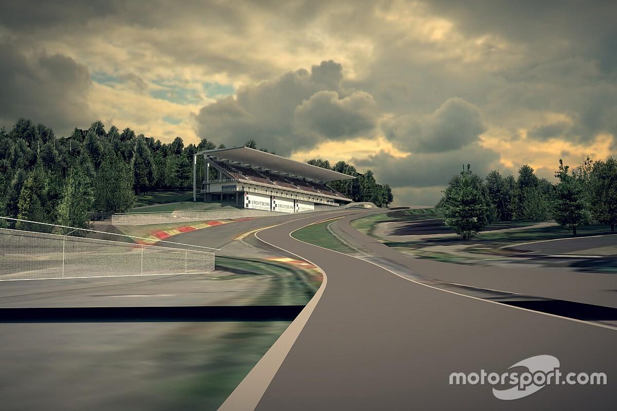 Circuito de Spa divulga renovação de R$500 mi que inclui a volta das caixas de brita visando corridas de moto no futuro