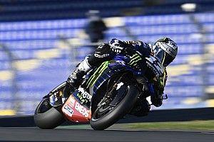 Viñales topt uitgestelde eerste training Aragon, crash Quartararo