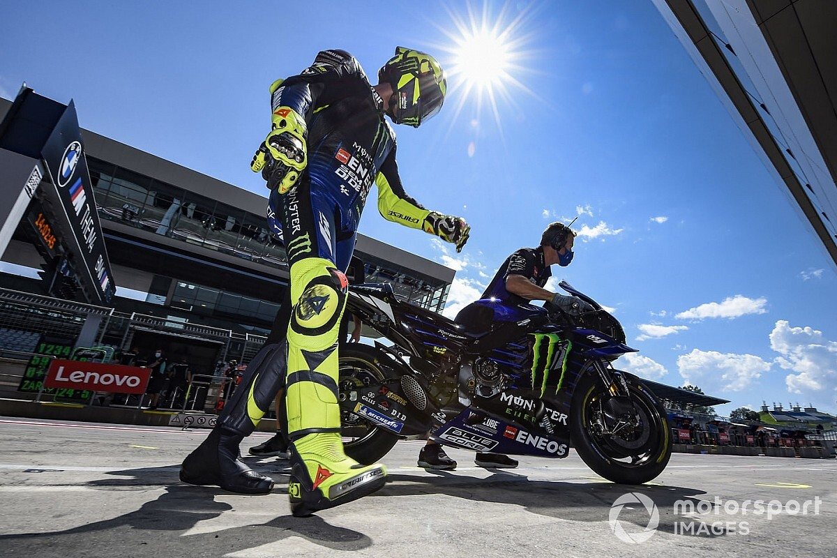 """Rossi: """"Estoy muy cerca de firmar con Petronas, quizás se anuncie en Barcelona"""""""