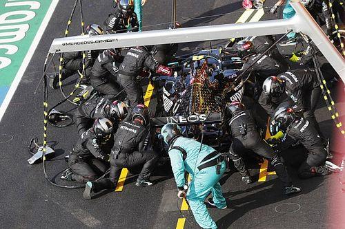 Retroscena Mercedes: rivisto lo spettro di Silverstone!