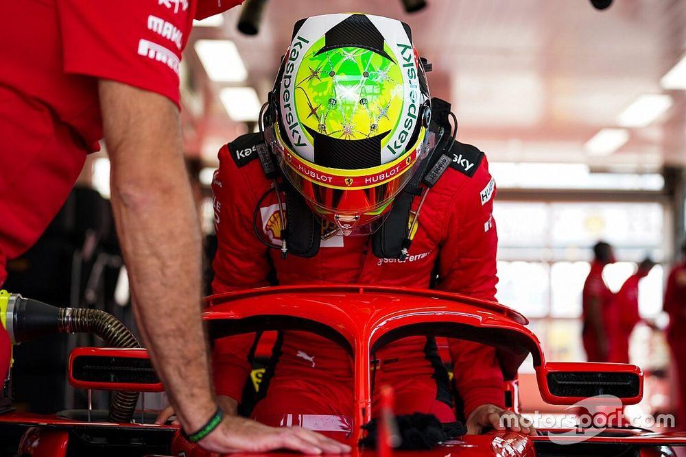 Ferrari, Schumacher ve Ilott'u Abu Dhabi antrenmanlarında piste çıkarmayı hedefliyor