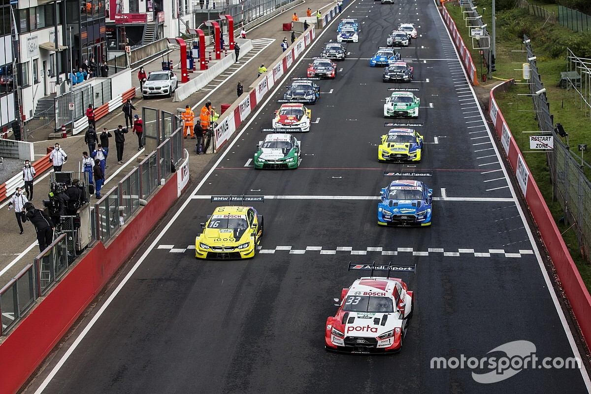 DTM set to abandon standing starts in 2021