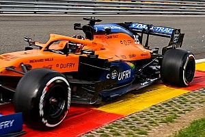 McLaren: provato il fondo tagliato per il 2021