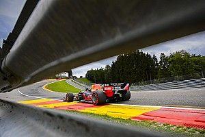 F1ベルギーFP3速報:ハミルトン首位、レッドブル・ホンダはアルボンが4番手