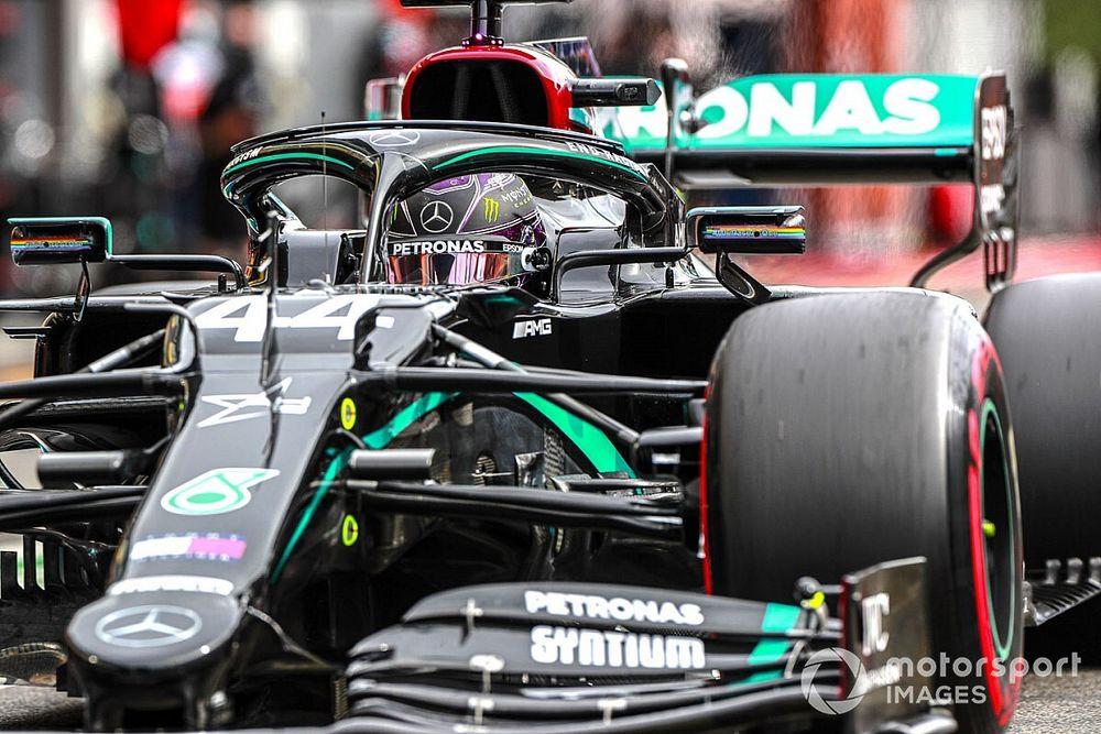 Belçika GP 3. antrenman: Hamilton lider, Vettel sonuncu!